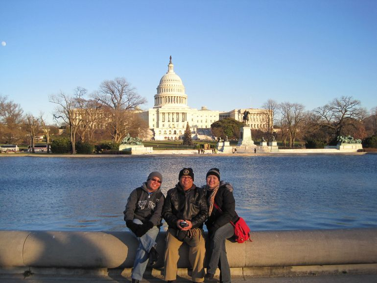 @ The U.S. Capitol - New York City