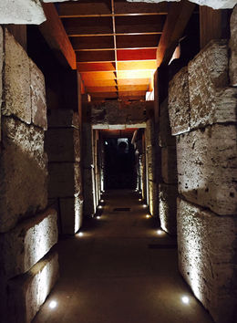 View of the path the Gladiators took to the Colosseum. , bstott - July 2015
