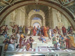 Vatican Museum , David - November 2015