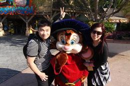 At Universal Studios Hollywood - October 2011