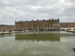View of Versailles from the gardens. , Jacquelyn L - March 2017