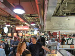 Reading Terminal Market , Ray W - August 2017