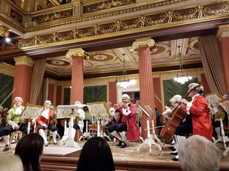 Vienna Mozart Evening: Gourmet Dinner and Concert at the Musikverein photo 10