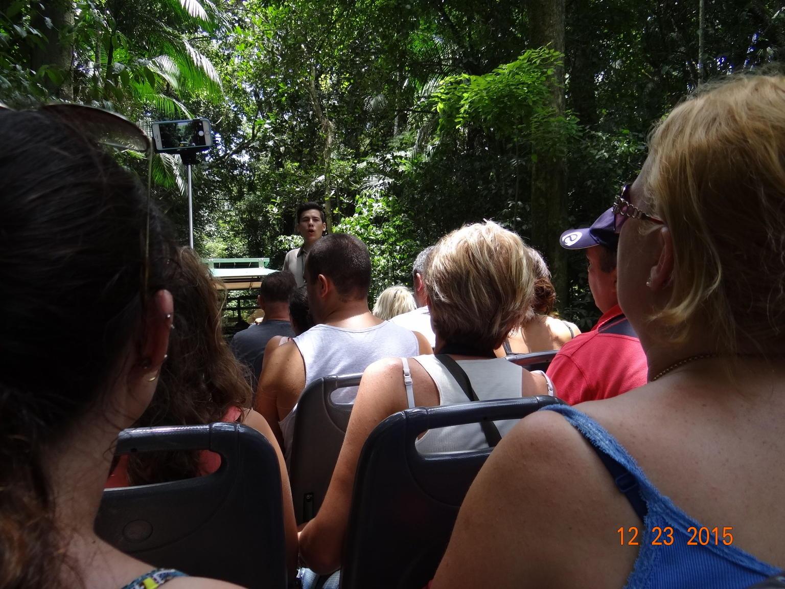 MÁS FOTOS, Excursión a las Cataratas del Iguazú: Recorrido en vehículo todoterreno, ruta de senderismo y paseo en barco para ver las cascadas