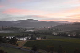 Yarra Valley from the hot air balloon , Yogesh L - December 2017