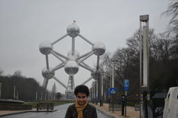 The Atomium , Abeer E - January 2018