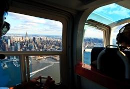 Flying of Manhattan, Alvin C - September 2010