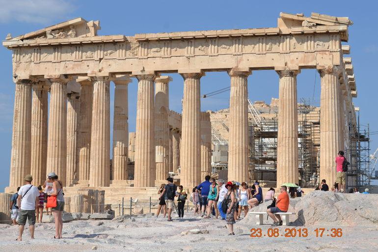 Acropolis in Athens - Athens