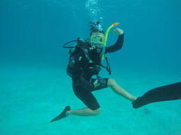Enjoy my last dive at Hastings Reef , Nitiwat S - June 2015