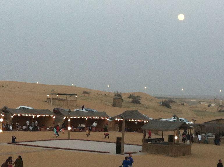 Campsite - Dubai