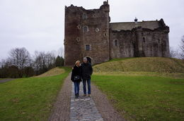 Great castle to explore! , Carl Hampus L - March 2015