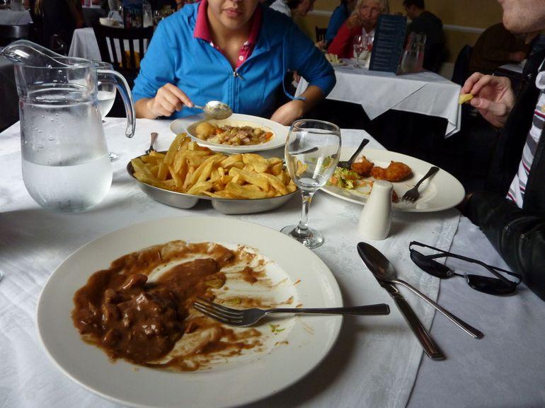 food - Dublin