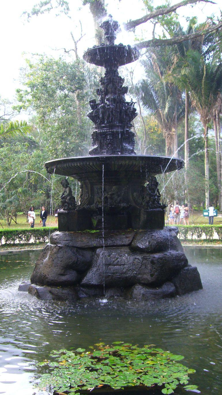 Fountain - Rio de Janeiro