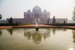 Our guide took us first thing in the morning and it was wonderfully empty, a rarity in Delhi! , Naomi S - November 2015