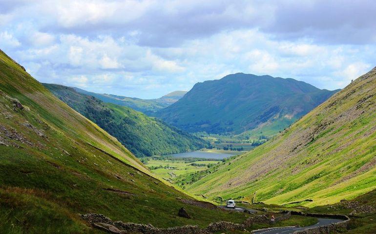 Kirkstone pass - Lake District