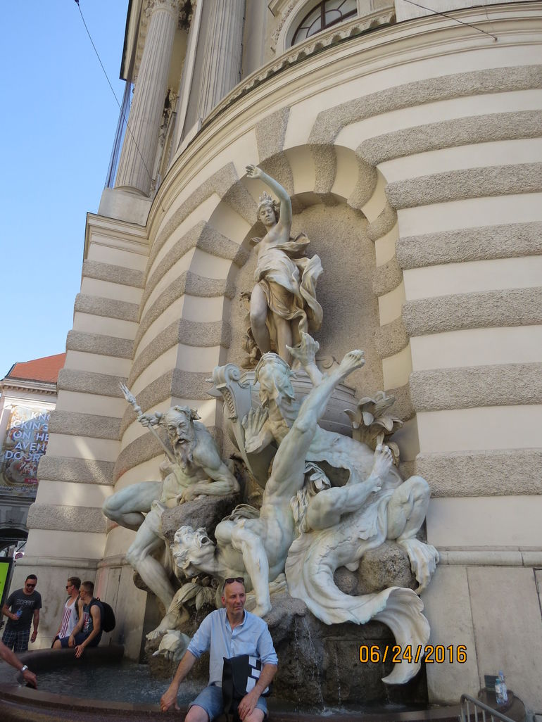 Vienna Walking Tour: In the Footsteps of 'The Third Man' photo 9