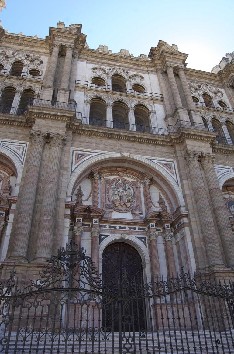 Malaga Cathedral - Malaga