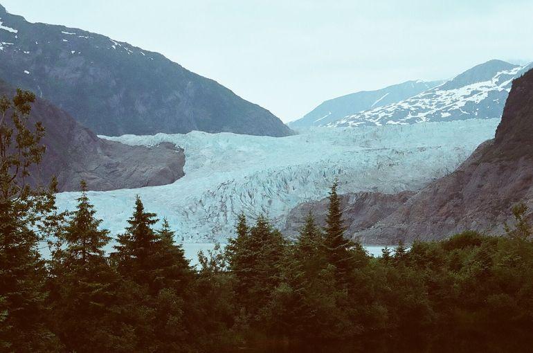 Mendenhall - Juneau