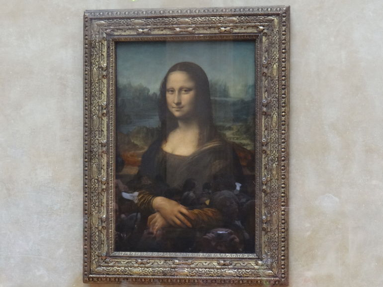 Mona Lisa - London