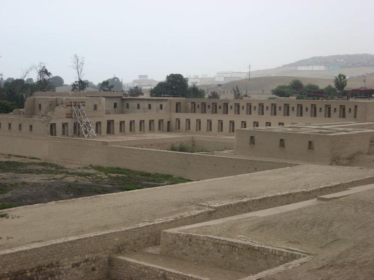 Pachacamac - Lima
