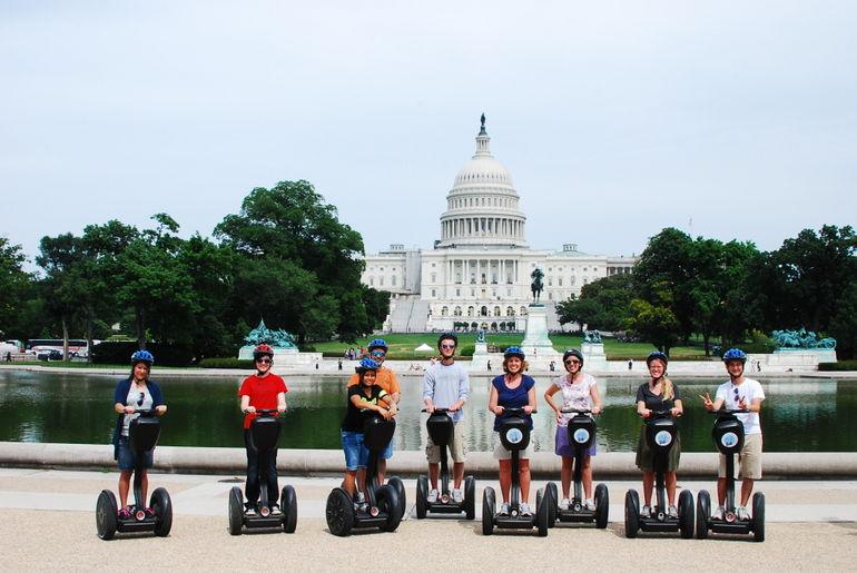 Washington DC Segway Tour - Washington DC