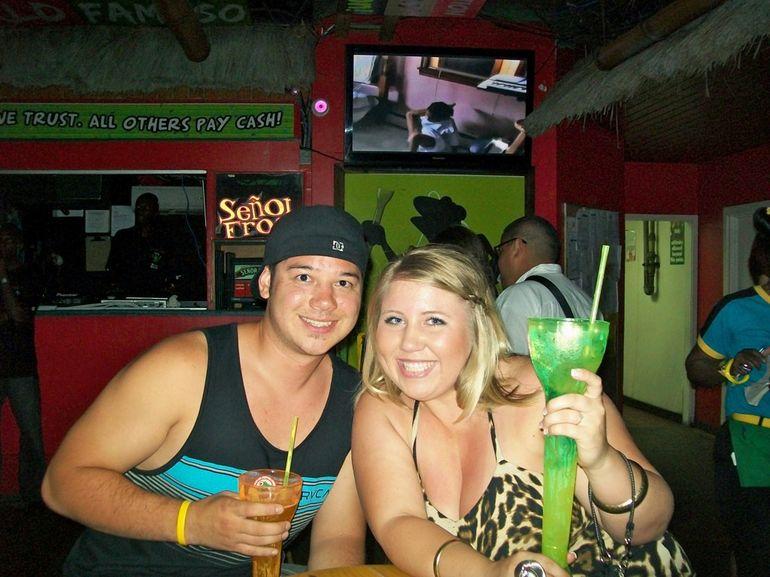 señor frogs - Nassau