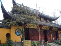 Jade Buddha Temple - August 2010