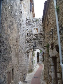 Eze is a picturesque town with small shops tucked away around every corner , Laureen L - May 2014