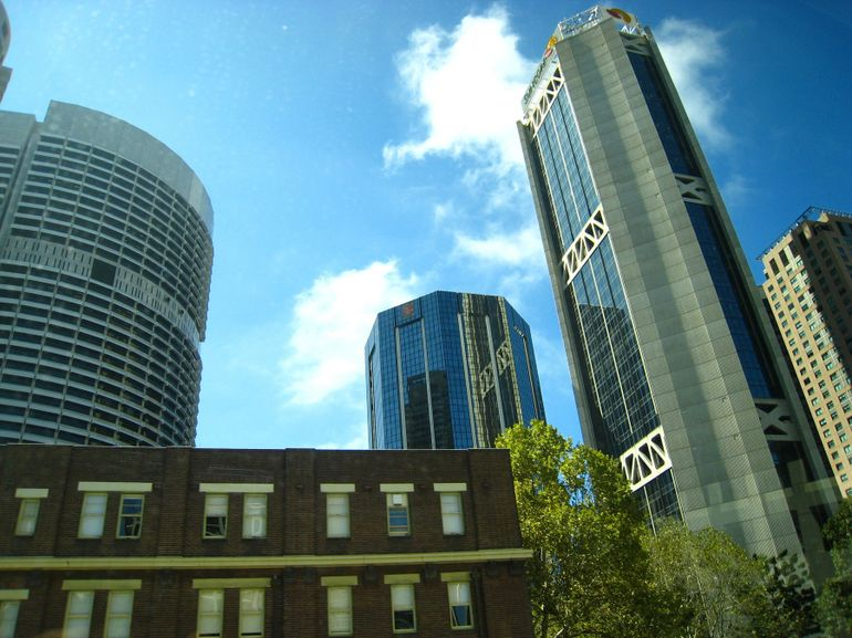 Sydney CBD - Sydney