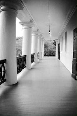 beautiful southern plantation balcony , Renee L - September 2014