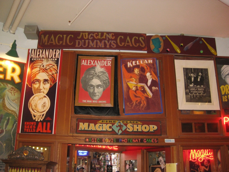 The Magic Shop - Seattle