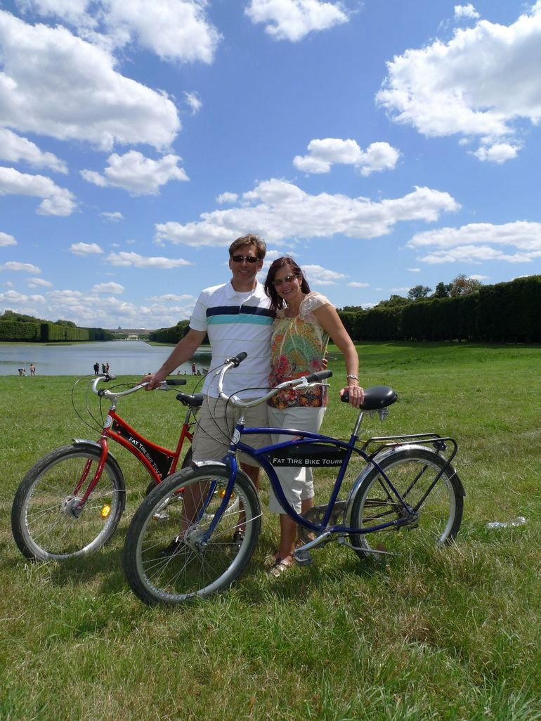 Versaille Bike Tour - Versailles