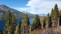 Fallen Leaf Lake , Dale F - October 2016