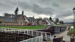 Fort Augustus, the lunch stop. , Megan S - December 2016
