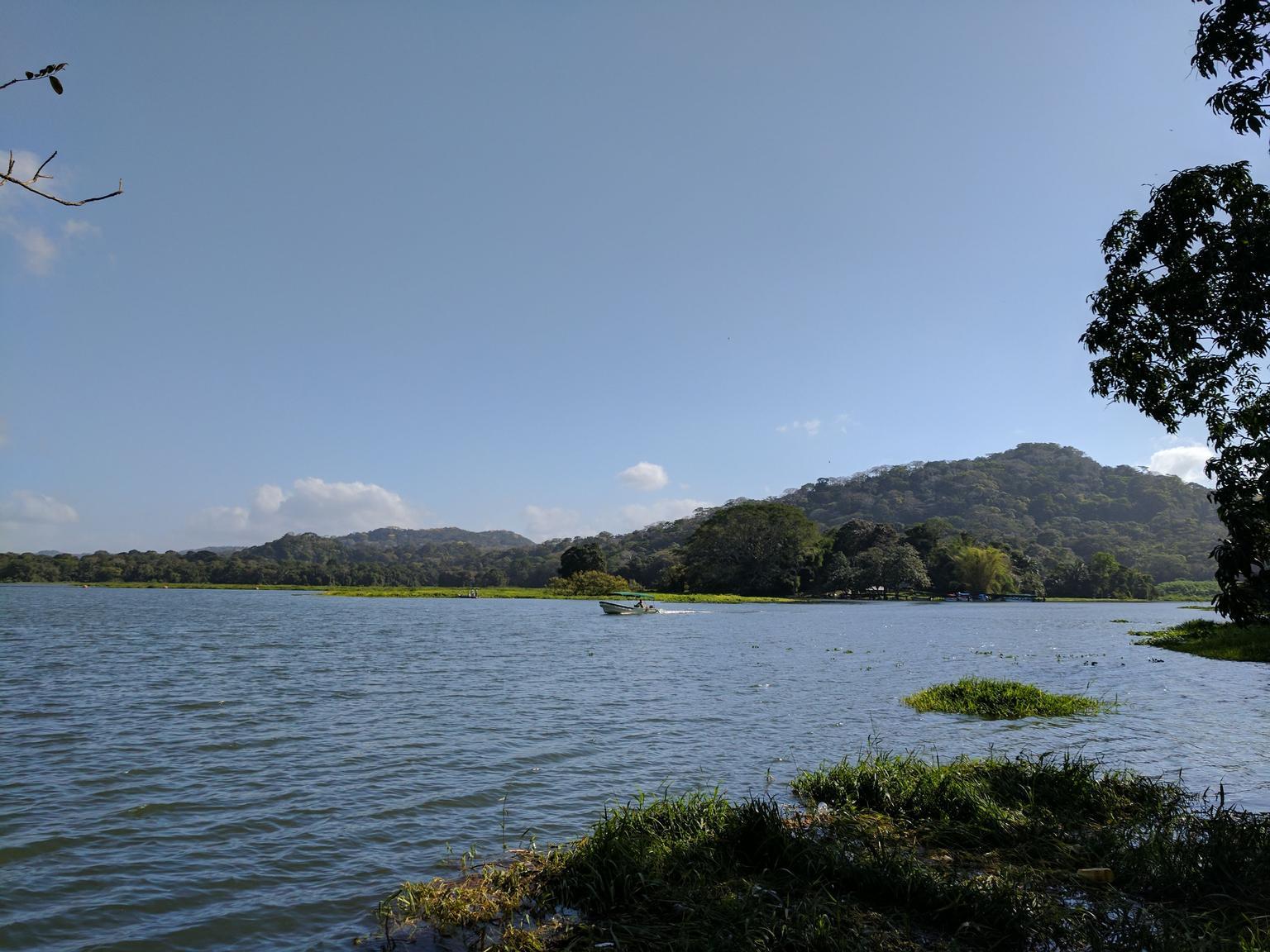 MÁS FOTOS, Paseo ecológico en bote por el Canal de Panamá y La Jungla