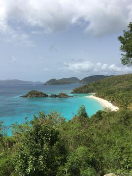 Trunk Bay from a distance , melrio913 - May 2017