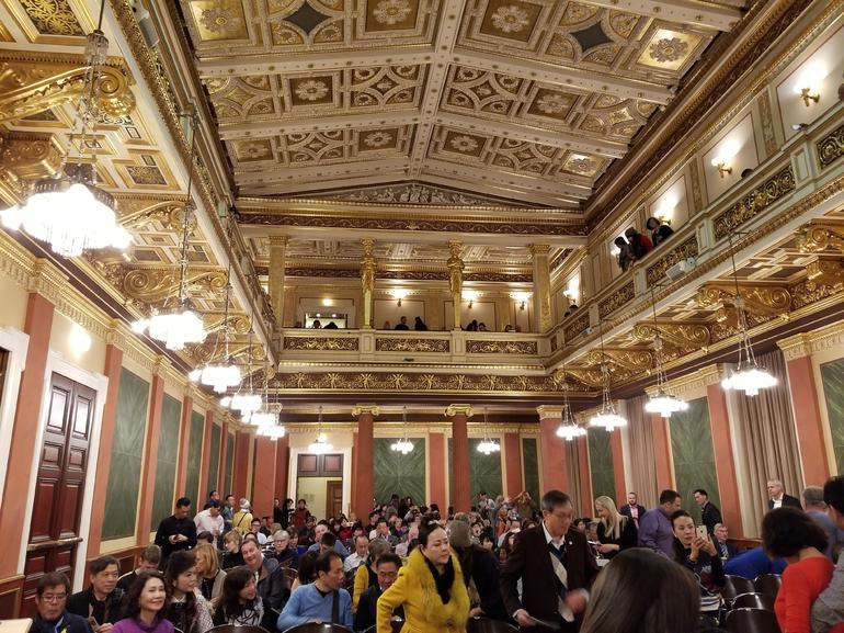 Vienna Mozart Evening: Gourmet Dinner and Concert at the Musikverein photo 9