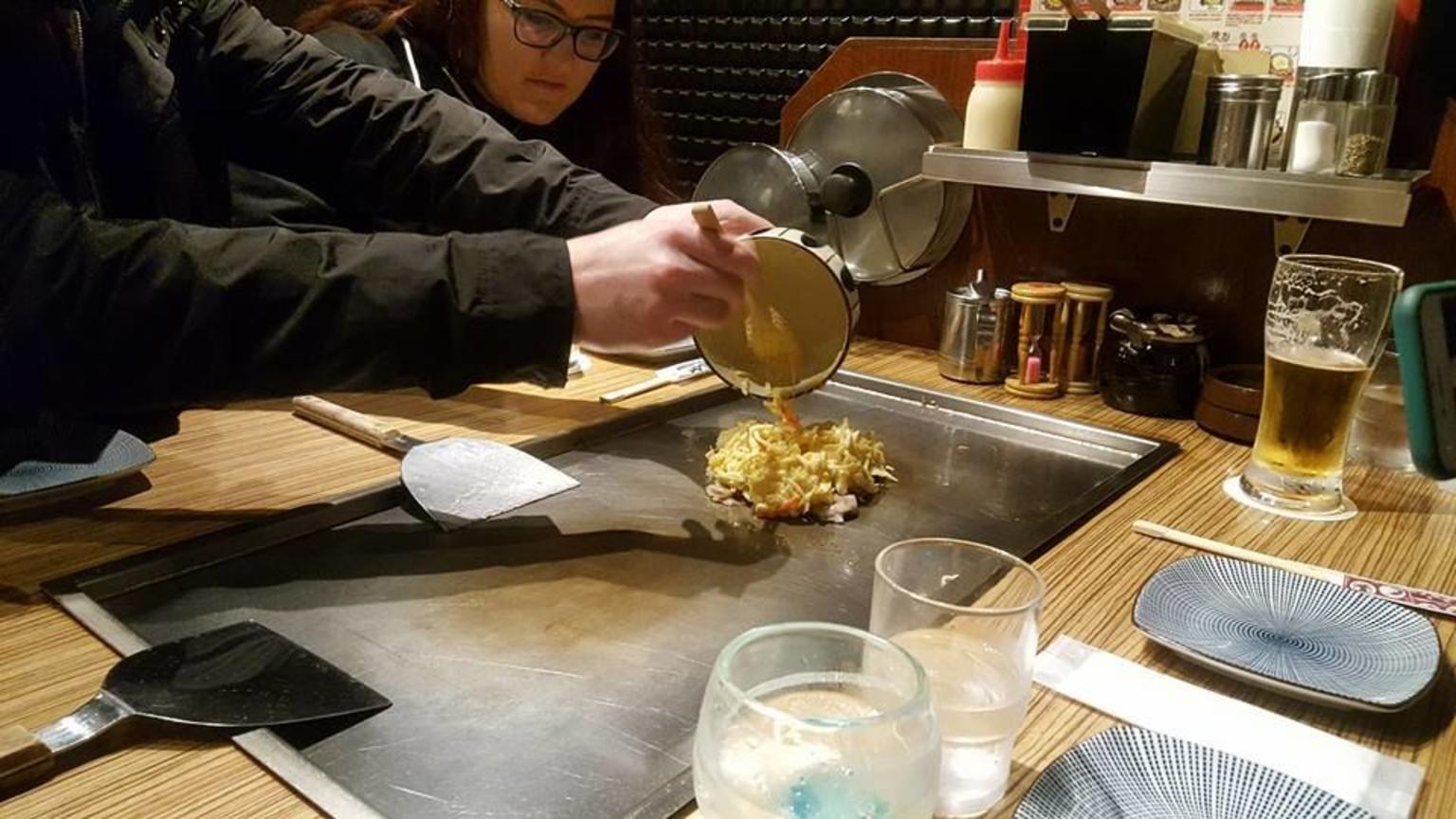 MÁS FOTOS, Recorrido gastronómico a pie por Shibuya por la noche