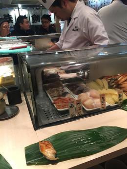 Stand up sushi restaurant , emma.eggleton - January 2018
