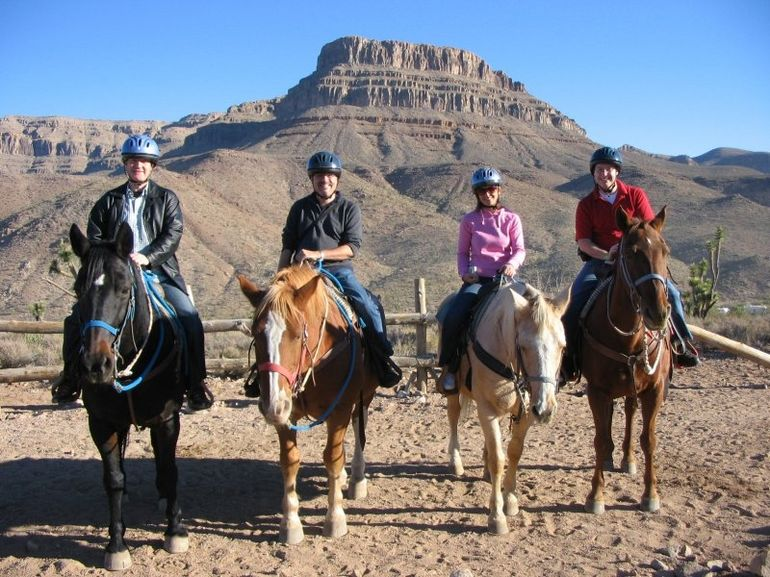 Giddyup Cowboys & Cowgirls - Grand Canyon Ranch Adventure - Las Vegas