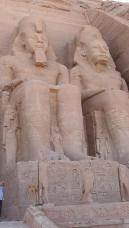 Statues of Ramses II, Juan Jose G - May 2010