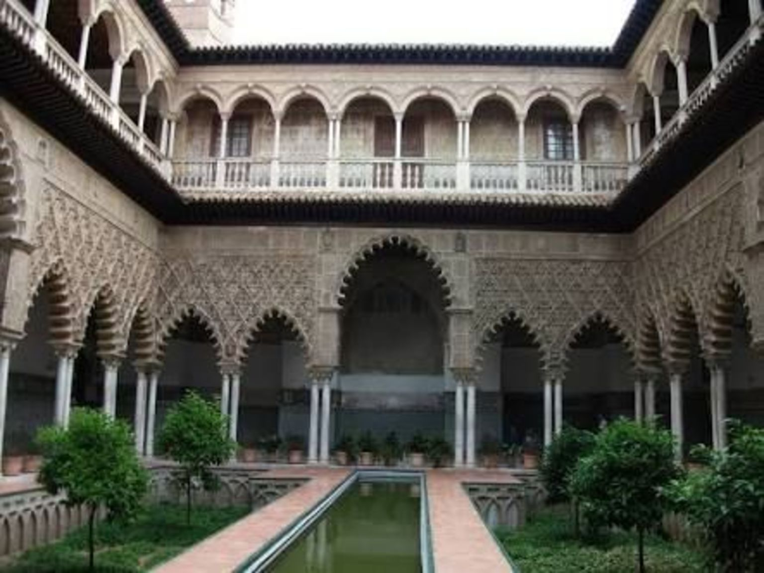 MÁS FOTOS, Acceso a primera hora al Alcázar de Sevilla y catedral opcional