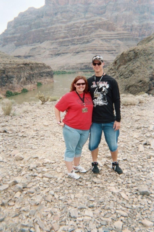 Along the Colorado River - Las Vegas