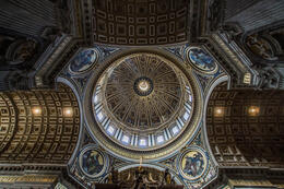 I always like to look up! Amazing ceilings everywhere! , lorieb - October 2014