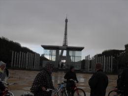 Eiffel Tower, sarahm - October 2012
