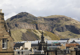 Arthur's seat, Edinburgh - May 2011
