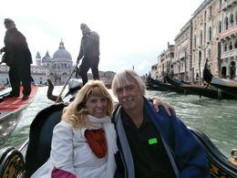 Our 25th anniversary aboard a gondola! , Mark N - March 2014