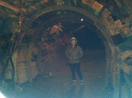 Deep inside a real mine, taylor - June 2012