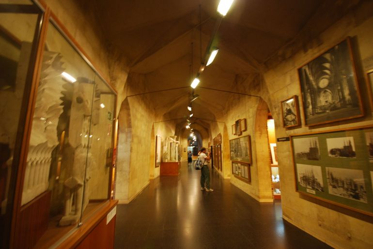 La Sagrada Familia's Museum - Barcelona