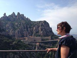 Montserrat half day trip from Barcelona... fabulous trip , Elizabeth M - June 2014